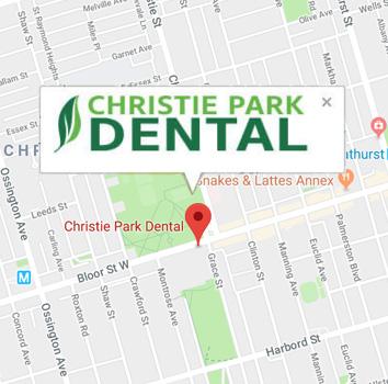Christie Park Map